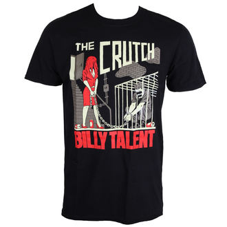 tee-shirt métal pour hommes Billy Talent - The Crutch - PLASTIC HEAD