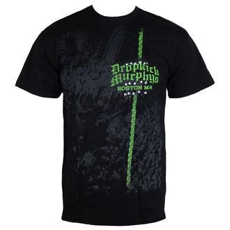 tee-shirt métal pour hommes Dropkick Murphys - Murphys Crowd - PLASTIC HEAD, PLASTIC HEAD, Dropkick Murphys