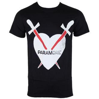 tee-shirt métal pour hommes Paramore - Daggers - PLASTIC HEAD, PLASTIC HEAD, Paramore