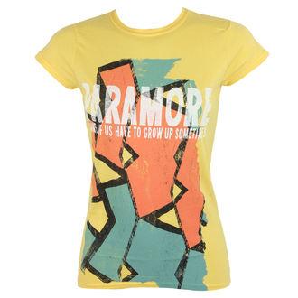 tee-shirt métal pour femmes Paramore - Sometimes Pattern - PLASTIC HEAD, PLASTIC HEAD, Paramore