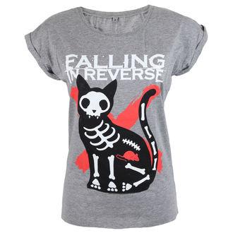 tee-shirt métal pour femmes Falling In Reverse - PLASTIC HEAD - PLASTIC HEAD, PLASTIC HEAD, Falling In Reverse
