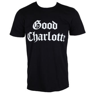 tee-shirt métal pour hommes Good Charlotte - White Puff Logo - PLASTIC HEAD, PLASTIC HEAD, Good Charlotte