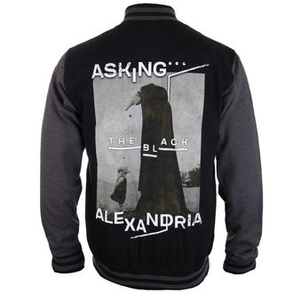 sweat-shirt sans capuche pour hommes Asking Alexandria - The Black Original Art - PLASTIC HEAD, PLASTIC HEAD, Asking Alexandria