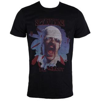 tee-shirt métal pour hommes Scorpions - Black Out - PLASTIC HEAD, PLASTIC HEAD, Scorpions