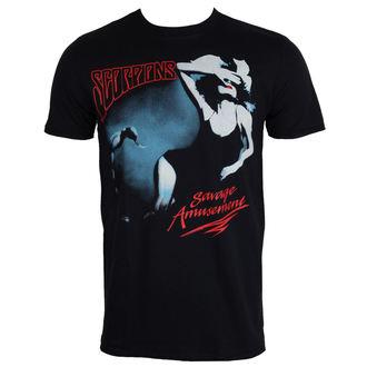 tee-shirt métal pour hommes Scorpions - Savage Amusement - PLASTIC HEAD, PLASTIC HEAD, Scorpions