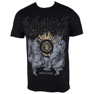 tee-shirt métal pour hommes Behemoth - Messe Noire - PLASTIC HEAD, PLASTIC HEAD, Behemoth
