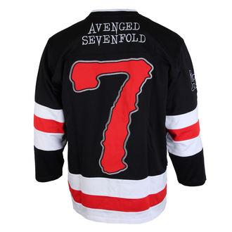 tee-shirt métal pour hommes Avenged Sevenfold - RED 7 - BRAVADO, BRAVADO, Avenged Sevenfold