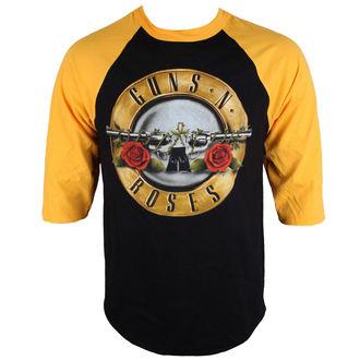 tee-shirt métal pour hommes Guns N' Roses - BULLET - BRAVADO, BRAVADO, Guns N' Roses