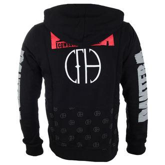 sweat-shirt avec capuche pour hommes Pantera - 3/4 POCKET - BRAVADO, BRAVADO, Pantera