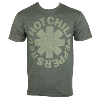 tee-shirt métal pour hommes Red Hot Chili Peppers - TONAL ASTERISK - BRAVADO, BRAVADO, Red Hot Chili Peppers