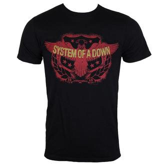 tee-shirt métal pour hommes System of a Down - SPREAD EAGLE - BRAVADO, BRAVADO, System of a Down