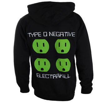sweat-shirt avec capuche pour hommes Type o Negative - Slow, Deep & Hard - BRAVADO, BRAVADO, Type o Negative