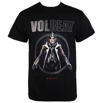 tee-shirt métal pour hommes Volbeat - RED KING-BLACK - BRAVADO, BRAVADO, Volbeat