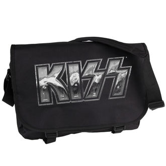 sac Kiss - Iron Logo - PLASTIC HEAD, PLASTIC HEAD, Kiss