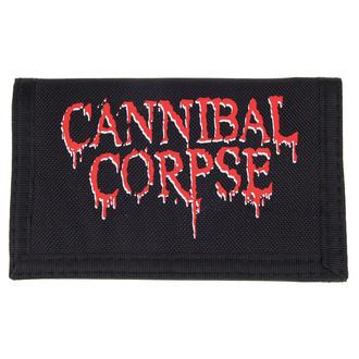 portefeuille Cannibal Corpse - Logo - PLASTIC HEAD, PLASTIC HEAD, Cannibal Corpse