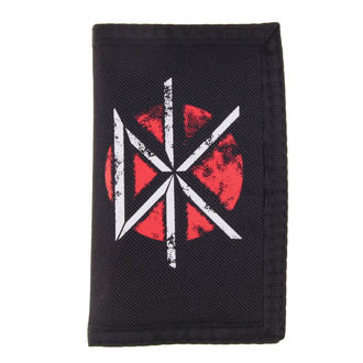 portefeuille Dead Kennedys - Distressed Logo - PLASTIC HEAD, PLASTIC HEAD, Dead Kennedys