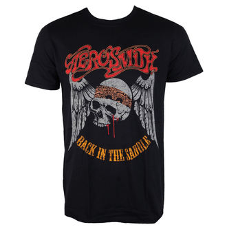 tee-shirt métal pour hommes Aerosmith - Back In The Saddle - PLASTIC HEAD, PLASTIC HEAD, Aerosmith