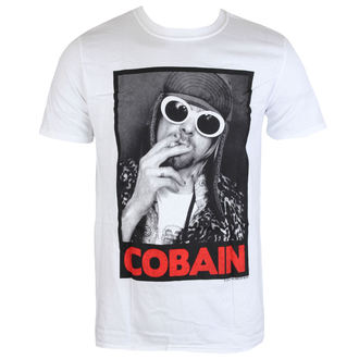 tee-shirt métal pour hommes Nirvana - Kurt Cobain - PLASTIC HEAD, PLASTIC HEAD, Nirvana
