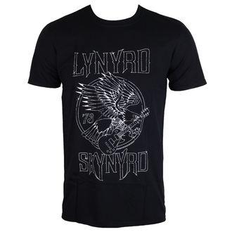 tee-shirt métal pour hommes Lynyrd Skynyrd - Eagle Guitar 73 - PLASTIC HEAD, PLASTIC HEAD, Lynyrd Skynyrd