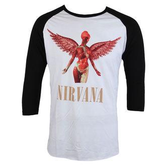tee-shirt métal pour hommes Nirvana - In Utero - PLASTIC HEAD