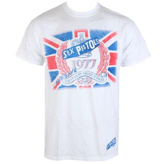 tee-shirt métal pour hommes Sex Pistols - Silver Jubilee - PLASTIC HEAD, PLASTIC HEAD, Sex Pistols