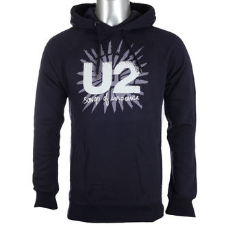 sweat-shirt avec capuche pour hommes U2 - Songs Of Innocence - PLASTIC HEAD, PLASTIC HEAD, U2
