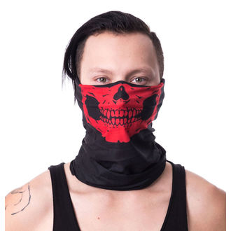 foulard POIZEN INDUSTRIES - SM1 SNOOD - ROUGE, POIZEN INDUSTRIES