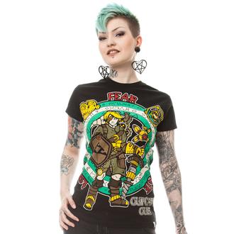 t-shirt pour femmes - STEAMPUNK LEGEND T - CUPCAKE CULT, CUPCAKE CULT