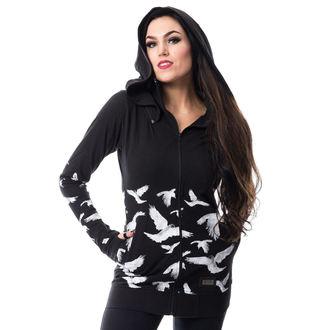 sweat-shirt avec capuche pour femmes - SONG BIRD - VIXXSIN, VIXXSIN