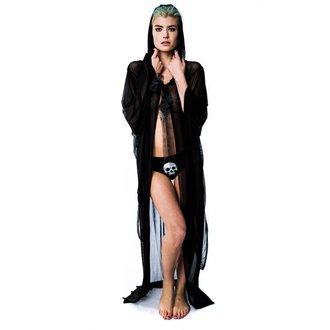 plaid pour femmes KILLSTAR - Demoness Mesh Duster, KILLSTAR