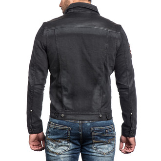 veste printemps / automne pour hommes - Bike Cutter - AFFLICTION