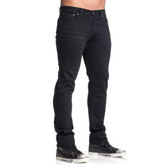 pantalon hommes AFFLICTION - Gage Rising - Noir, AFFLICTION