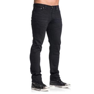 pantalon hommes AFFLICTION - Gage Rising - Noir, AFFLICTION
