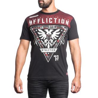t-shirt hardcore pour hommes - Edge - AFFLICTION, AFFLICTION