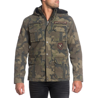 printemps automne veste hommes Rusty Break AFFLICTION 110OW236-CAMO, AFFLICTION