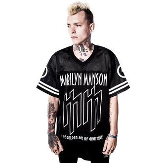 t-shirt pour femmes Marilyn Manson - Ka-Boom Ka-Boom - KILLSTAR, KILLSTAR, Marilyn Manson