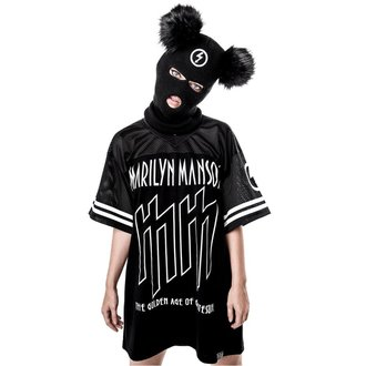 casquette (cagoule) KILLSTAR x MARILYN MANSON - Mouse Trap, KILLSTAR, Marilyn Manson