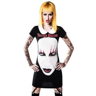 robe femmes KILLSTAR x MARILYN MANSON - Spell Master Suspender, KILLSTAR, Marilyn Manson