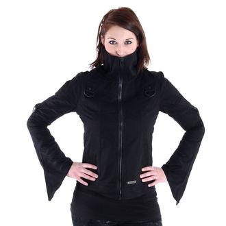 veste printemps / automne pour femmes - Black - QUEEN OF DARKNESS, QUEEN OF DARKNESS