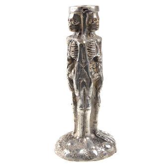 chandelier QUEEN OF DARKNESS - Silver Skeleton, QUEEN OF DARKNESS