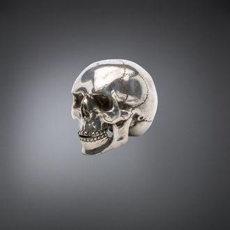 décoration QUEEN OF DARKNESS - Metal Skull, QUEEN OF DARKNESS