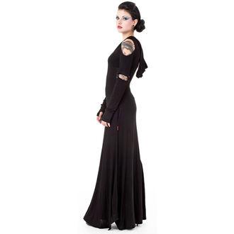 robe femmes QUEEN OF DARKNESS - Black, QUEEN OF DARKNESS