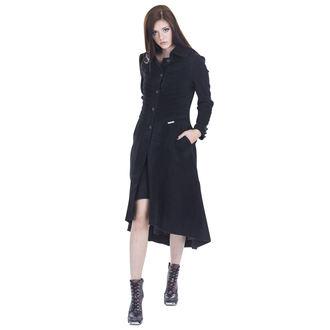 manteau pour femmes QUEEN OF DARKNESS - Decorative Stitching, QUEEN OF DARKNESS