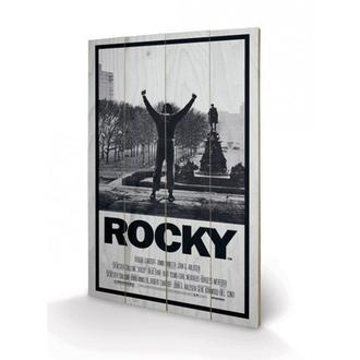 image en bois Rocky I- SW11126P, PYRAMID POSTERS