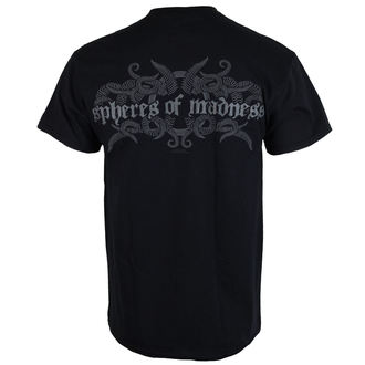 tee-shirt métal pour hommes Decapitated - SPHERES OF MADNESS - RAZAMATAZ, RAZAMATAZ, Decapitated