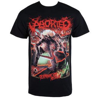 tee-shirt métal pour hommes Aborted - TERMINATION REOUX - RAZAMATAZ, RAZAMATAZ, Aborted