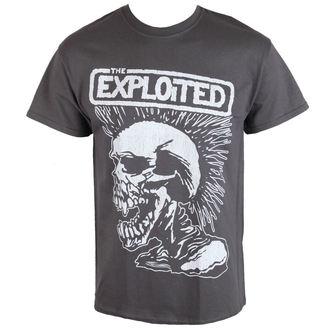 tee-shirt métal pour hommes Exploited - VINTAGE SKULL - RAZAMATAZ, RAZAMATAZ, Exploited
