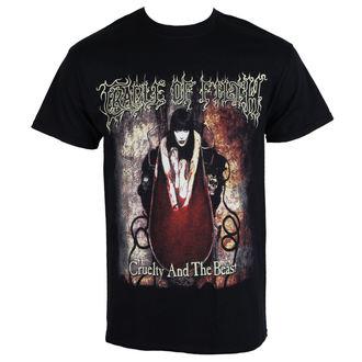 tee-shirt métal pour hommes Cradle of Filth - CRUELTY ANO THE BEAST - RAZAMATAZ, RAZAMATAZ, Cradle of Filth