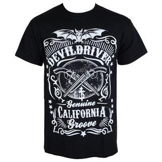 tee-shirt métal pour hommes Devildriver - CALIFORNIA GROOVE - RAZAMATAZ, RAZAMATAZ, Devildriver