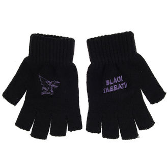 Des gants Black Sabbath - PURPLE LOGO & DEVIL - RAZAMATAZ, RAZAMATAZ, Black Sabbath